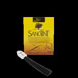 Краска для волос SanoTint Classic №2 – Чёрно-коричневая