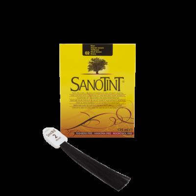 Краска SanoTint Classic №2 – Чёрно-коричневая