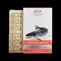 Капсулы Масло лосося «Vital Plus»