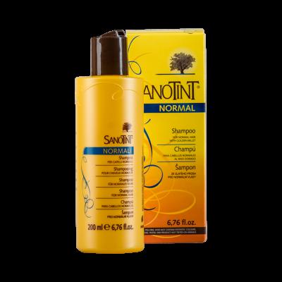 Шампунь для нормальных волос «SanoTint»