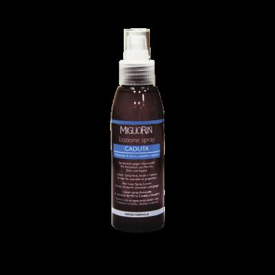Лосьон-спрей против выпадения волос (спиртовой)